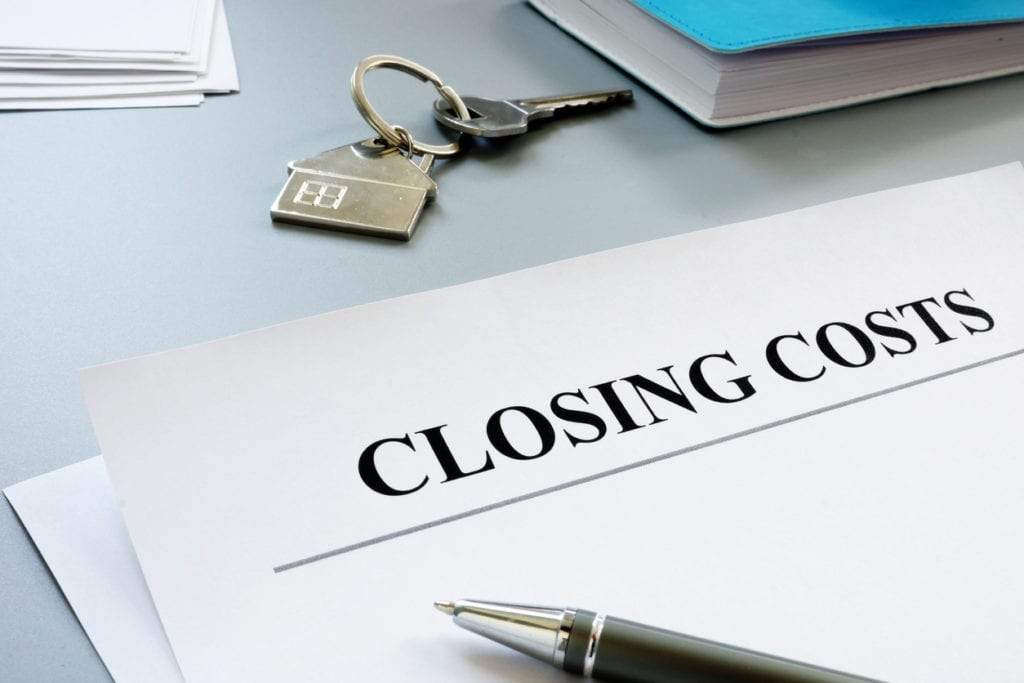 closing costs on paper