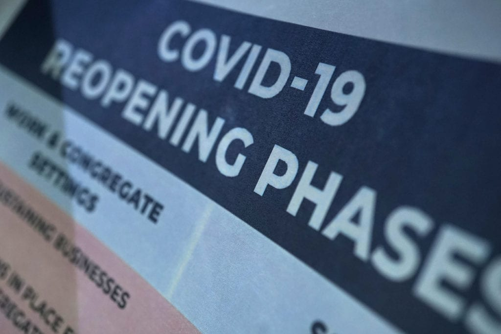 covid 19 reopening phases