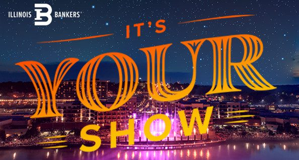 its your show